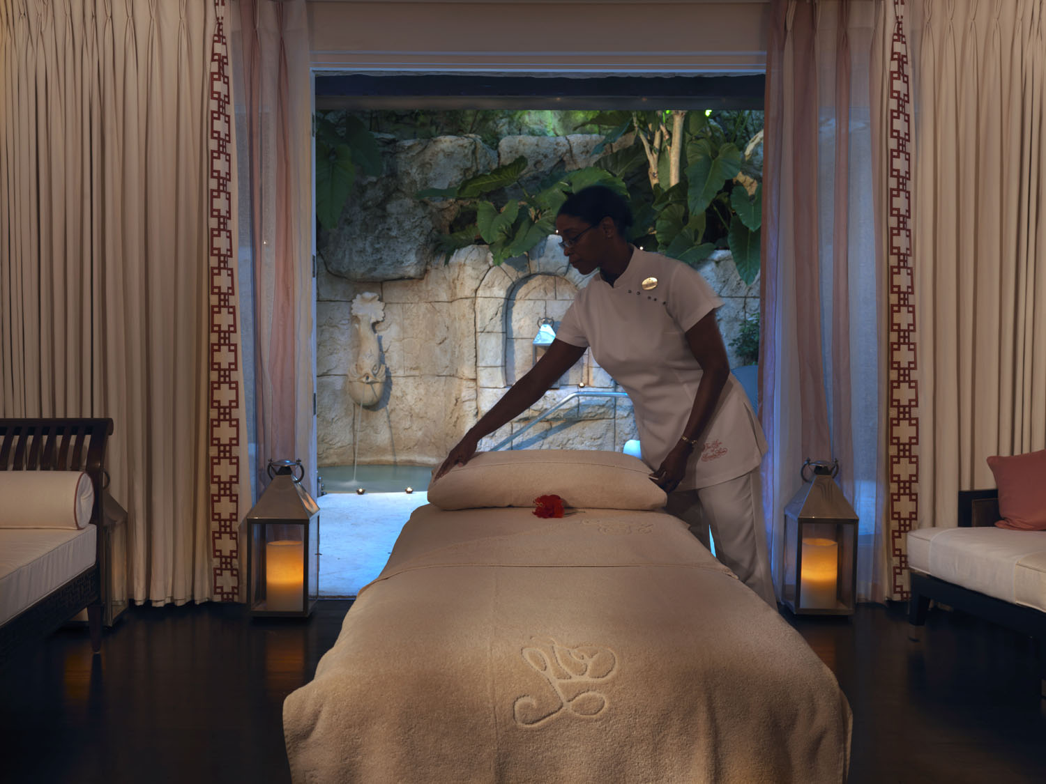 barbados spas and massage therapy