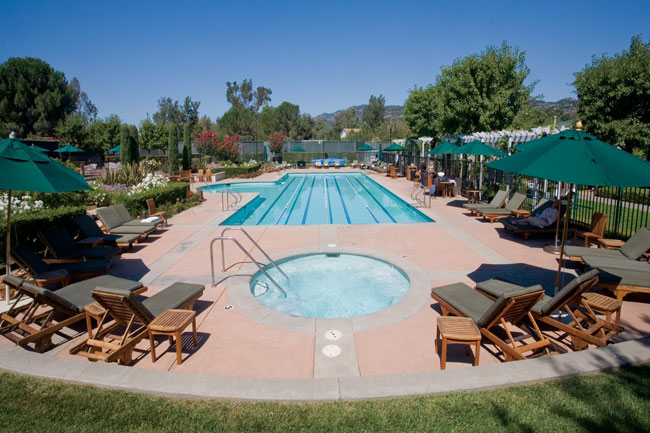 Silverado Resort Amp Spa California